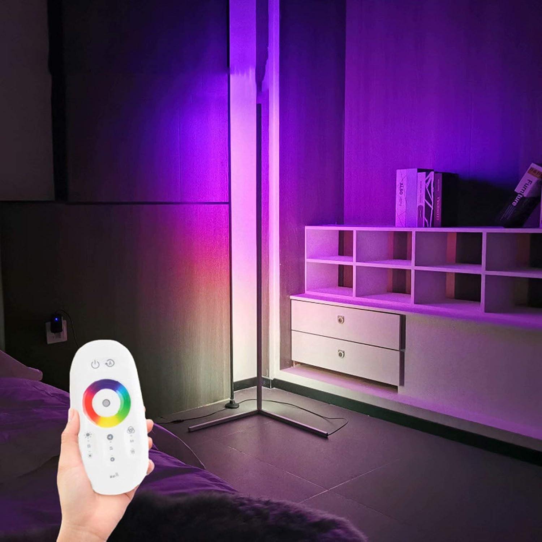 HSTFR LED Modern National Ranking TOP11 products Floor Lamp Corner - Light RGB upli 55