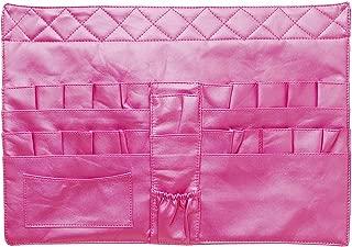 Makeup Artist Brush & Tools Apron with Belt Strap-pink