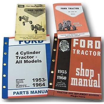 Parts & Accessories OEM Repair Maintenance Shop Manual Bound for ...