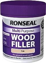Ronseal mpwfo250g 250g Multiusos para madera (L), color roble