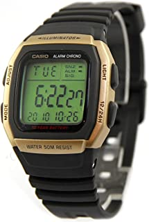 Relogio Masculino Casio Digital Com Alarme - W-96h-9avdf