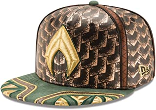 newest collection 502bb 0f7bf Diamond Distributors DC Comics Justice League Aquaman 5950 Fitted Baseball  Cap   7 5 8