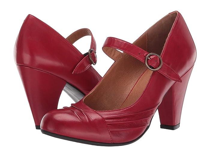 Miz Mooz  Carol (Red) Womens  Boots