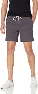 "Goodthreads Men's Slim-Fit 7"" Pull-on Comfort Stretch Canvas Short"
