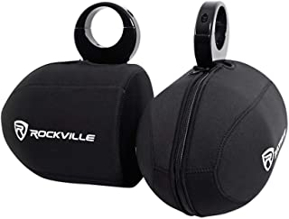 Pair Rockville RWBC Neoprene Covers for 6.5