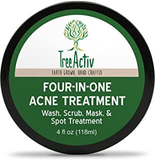 sulfur acne treatment by TreeActiv