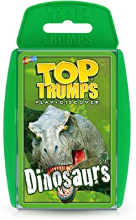 Dinosaurs Top Trumps Kaartspel
