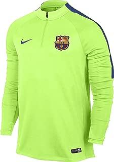 Nike FC Barcelona Drill Top [Ghost Green]