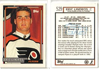 eric lindros rookie card