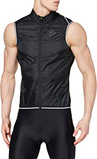 Craft Sportswear Men's Lithe Bike and Cycling Training Outdoor Sport Lightweight Wind Protective Water Repellent