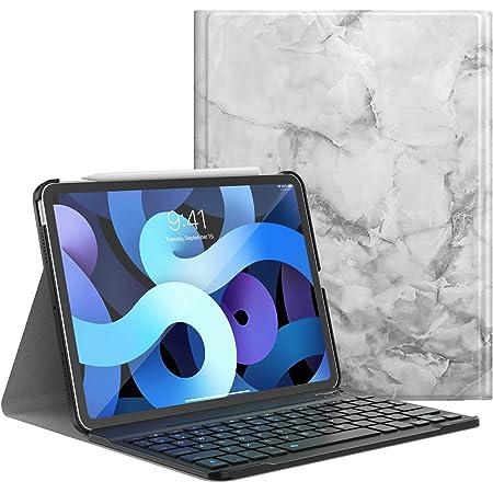 Dadanism Funda Compatible Teclado de Bluetooth y iPad Air 4 (4ª Generación) iPad 10,9