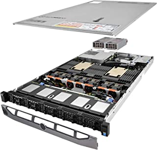 Renewed TechMikeNY Server 2X E5-2630v2 2.60Ghz 12-Core 8GB H710 PowerEdge R620