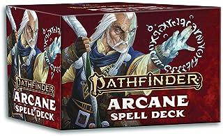Paizo Pathfinder Second Edition Spell Cards Arcane