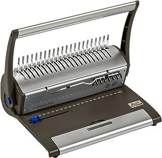 comprar comparacion PROFIOFFICE M16+ Encuadernadora , perforadora con capacidad de encuadernación de hasta 450 hojas, DIN A4, 79019