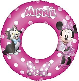 bestway Mini Mouse Swim Ring, 56CM, 91040
