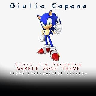 Sonic - Marble Zone (Piano Instrumental)