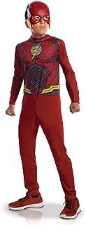 Rubie's - Déguisement Officiel - Flash Justice League, enfant, I-630860M, Taille M 5 à 6 ans
