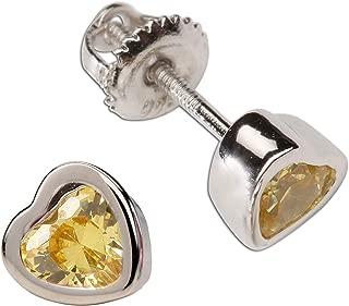 Best november birthstone baby earrings Reviews