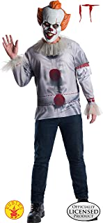 Men's Pennywise Adult Costume Top Adult Costume