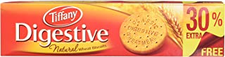 Tiffany Digestives Natural Wheat Biscuits - 520 gm