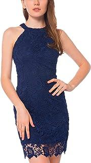 c2ae71dfb1 Amazon.com: Halter - Club & Night Out / Dresses: Clothing, Shoes ...