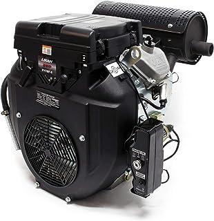 WilTec LIFAN 2V78F-2 Motor Gasolina 2 Cilindros 20,4CV E-Start Tractor Segadora 25mm Cigüeñal