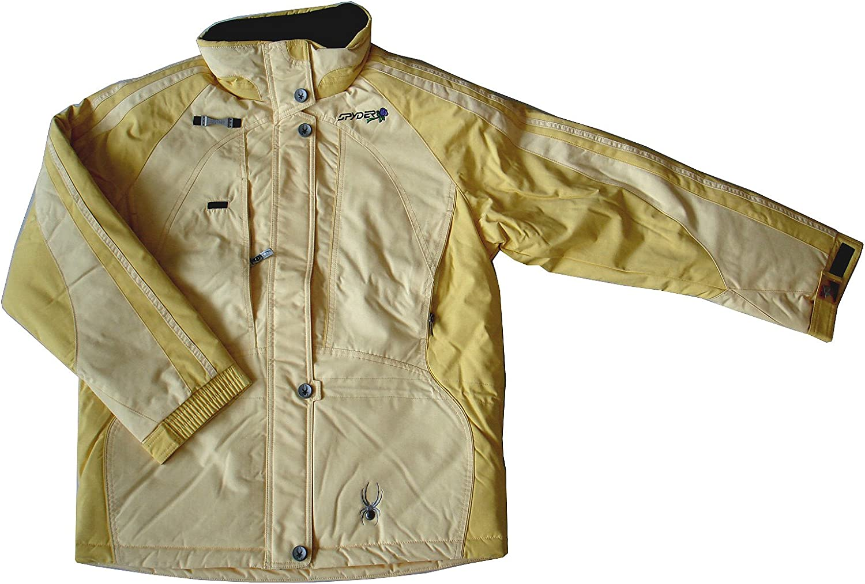 Spyder Austin Mall New Girl's Insulated Ski Jacket #3600 Power Si Over item handling ☆ -