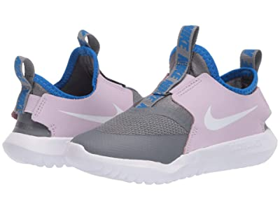 Nike Kids Flex Runner (Infant/Toddler) (Iced Lilac/White/Smoke Grey/Soar) Kids Shoes