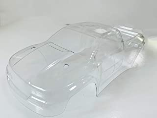 LAEGENDARY RC Cars Replacement Parts for Legend 1:10 Scale Truck: Clear Plastic Top - 1 Piece - Accessory Supplies Compatible with Legend RC Car