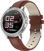 Smart Watch Touch Screen Fitness Tracker Heart Rate Monitor Blood Pressure Activity Tracker Pedometer Blood Oxygen Waterpr...