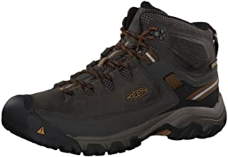 KEEN Men's Targhee Iii Mid Wp High Rise Hiking Shoes