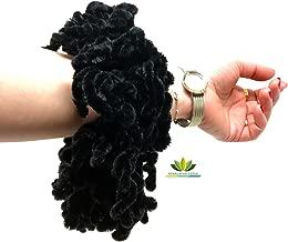 Volumising Hijab Scrunchie Plain Big Hair Ring Tie Bun Clip Hijab Scarf Volumizer Khaleeji - by Himalayan Lotus