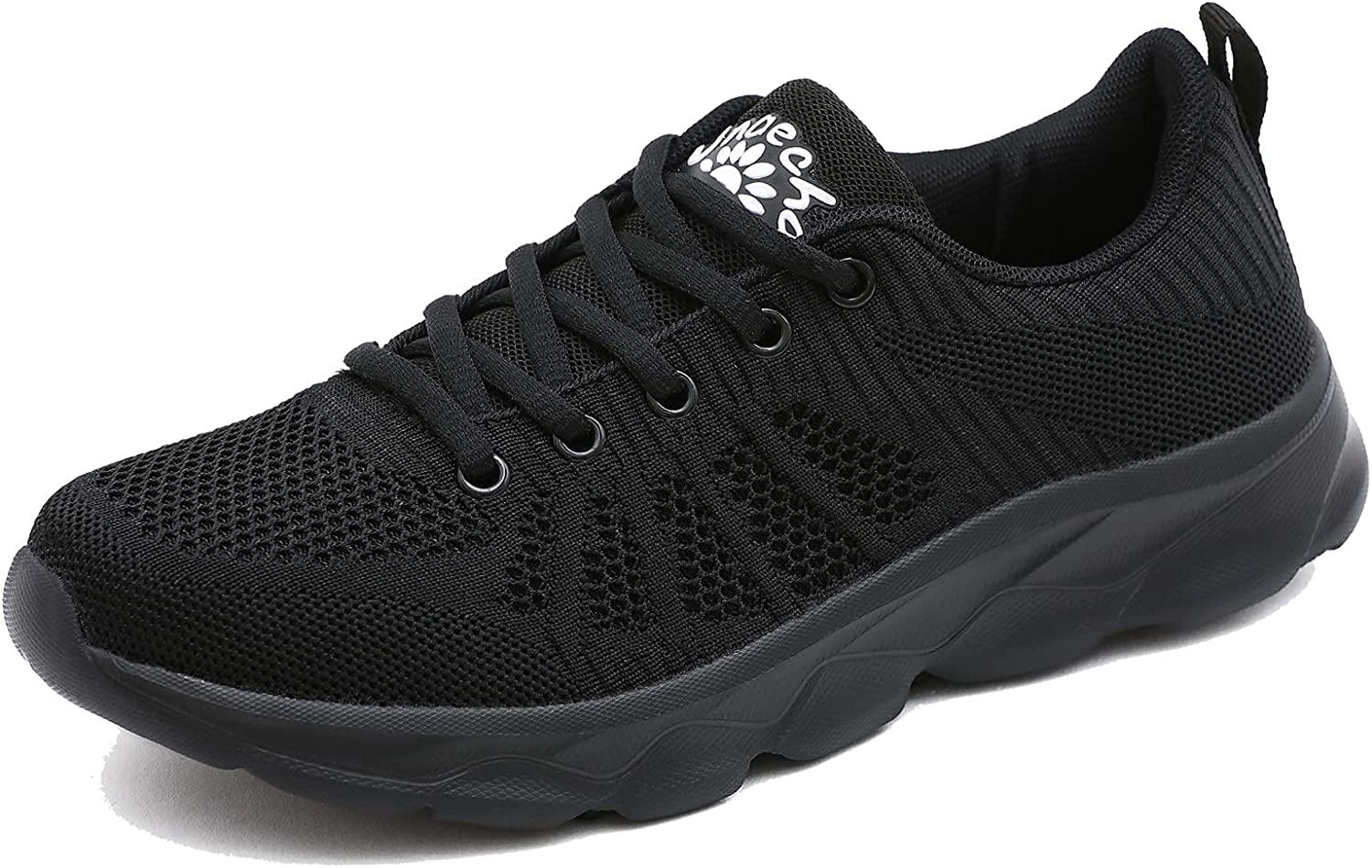 Unaecha Women's Athletic Walking Shoes Mesh Breathable Running S
