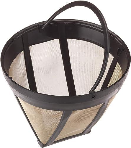 ScanPart Goldton No. 4 - Filtro reutilizable para café, tamaño 4
