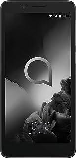 Alcatel 1c 2019 svart 5 tum 1 gb/8 gb Dual SIM, svart
