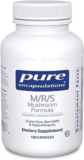 Pure Encapsulations - M/R/S Mushroom Formula - Hypoallergenic Supplement Promotes Immune Health and Provides Broad-Spectru...