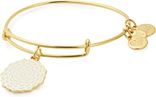 Alex and Ani Womens The Crown Chakra Bangle
