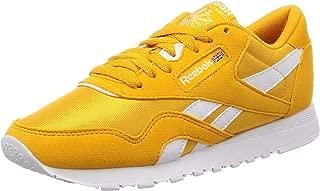 Reebok Unisex's Cl Nylon Color Sneakers