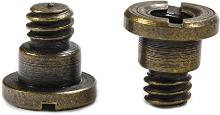 Nikon Pentax Adaptador de 1//4/tornillo de tensi/ón con gancho para colgar a correa hombro de la c/ámara Canon Panasonic