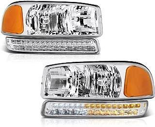 Best 2003 gmc sierra custom headlights Reviews