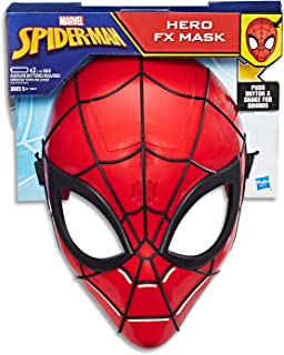 Marvel Avengers - Spider Man - Electronic Super Hero Mask - Kids Dress Up Toys - Ages 5+