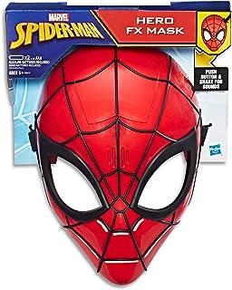 Marvel Avengers - Spider Man - Electronic Super Hero Mask - Kids Dress Up Toys - Ages 5+