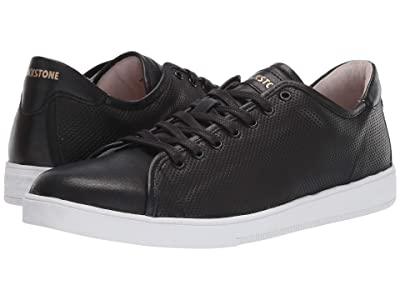 Blackstone Low Sneaker Perf RM40 (Black) Men