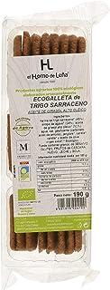 ECOGALLETAS DE TRIGO SARRACENO EN BLISTER 190 gr