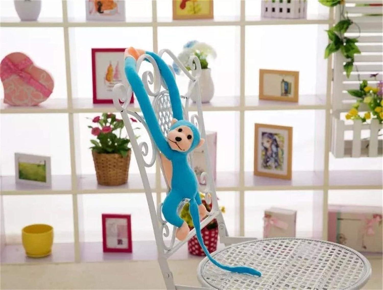 Finally resale start YYGQING 60cm Kawaii Cheap bargain Long Arm Monkey to Toys from Plush Tail