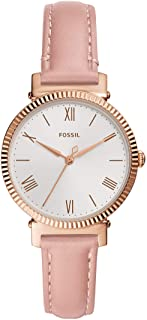 Women's Daisy Stainless Steel Casual Quartz Watch