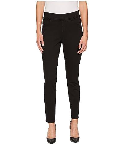 Jag Jeans Marla Pull-On Denim Leggings (Black) Women