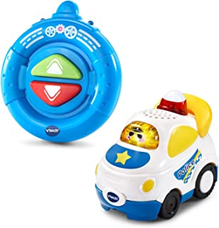 VTech Go! Go! Smart Wheels Speedway RC SmartPoint Racer Police Car