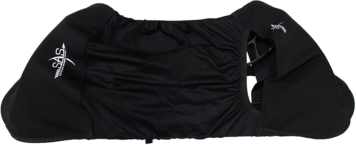Southland Archery Supply SAS Compound Bow Cover Sleeve Quick Slip Design (Black) : Sports & Outdoors