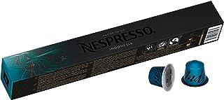 Nespresso Master Origin Indonesia OriginalLine Capsules, 10 Count Espresso Pods, 100% Indonesian Arabica with Thick, Rich ...